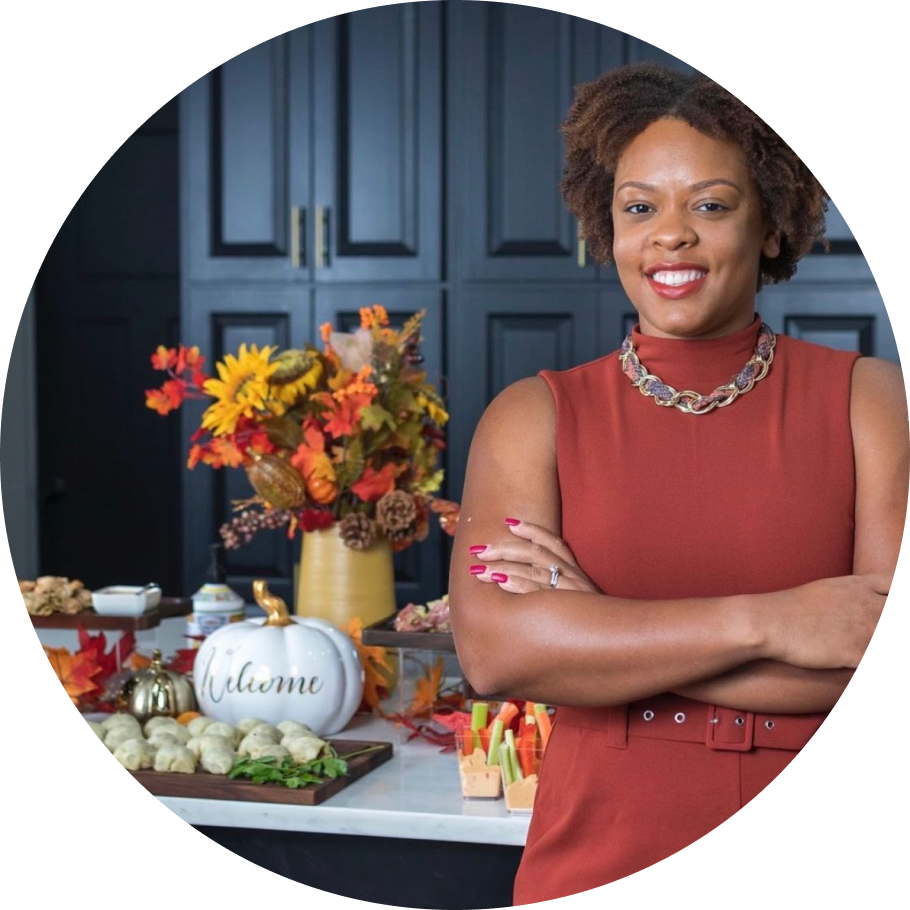 Ashley Otler, owner of Simply Plated